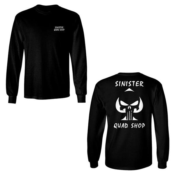 Sinister Quad Shop Long Sleeve T-Shirt