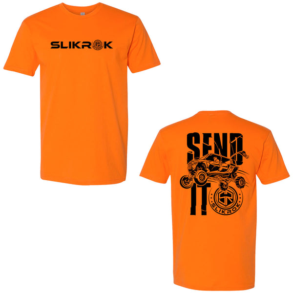 "SlikRok ""Send It"" T-Shirt"