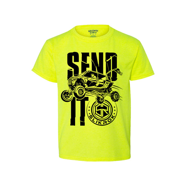"SlikRok ""Send It"" Youth T-Shirt"