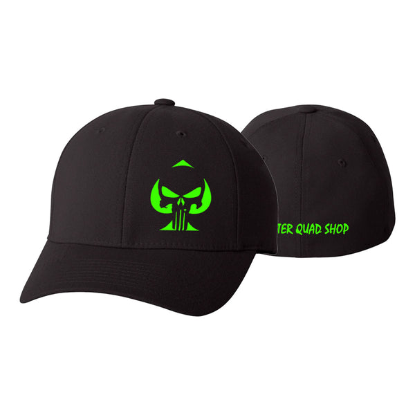 Sinister Quad Shop FlexFit Hat
