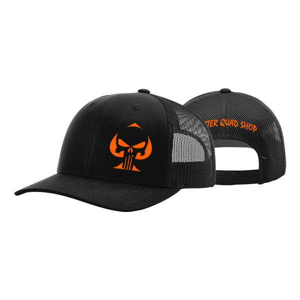 Sinister Quad Shop Trucker Mesh Hat