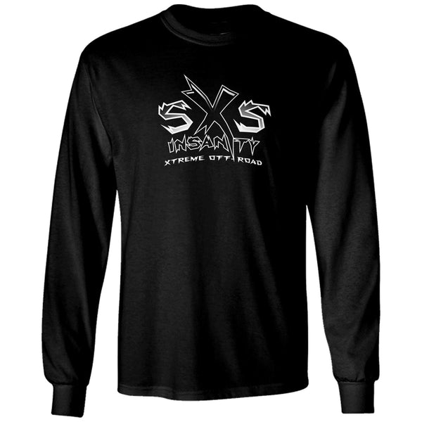 "SxS Insanity ""Logo"" Long Sleeve T-Shirt"