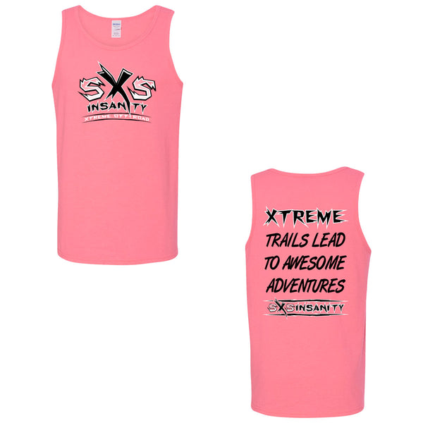 "SxS Insanity ""Xtreme Trails"" Tank Top"