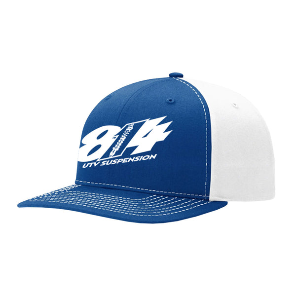 814 UTV Suspension Trucker Twill Back Hat