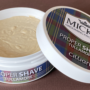PROPER SHAVE - The TULLAMORE Base