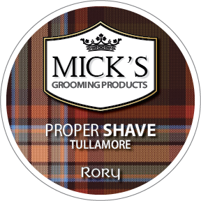 PROPER SHAVE TULLAMORE - Rory