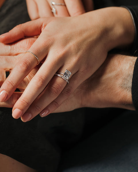 BLVD Technique - How to shop for an engagement ring