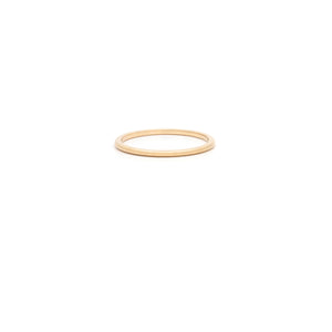 24/7 Gold Stacking Ring