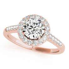 Load image into Gallery viewer, Olive Engagement Ring