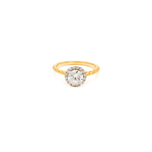 Aster Engagement Ring