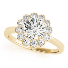 Load image into Gallery viewer, Blossom Engagement Ring
