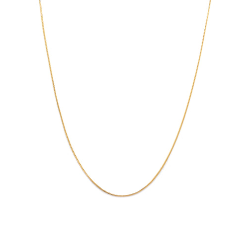 Franco Gold Chain Necklace