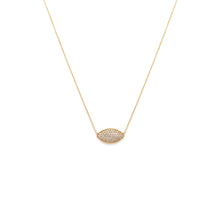 Load image into Gallery viewer, Endless Summer Diamond Pavé Necklace