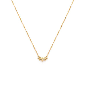 Endless Summer 5-Stone Diamond Necklace