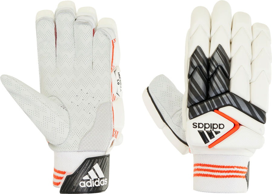 ADIDAS INCURZA 1.0 BATTING GLOVES-S