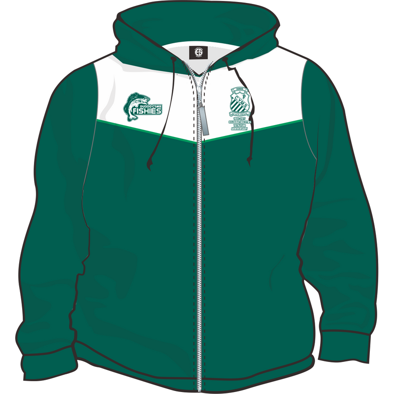 Dubbo Hoodies - With Zip