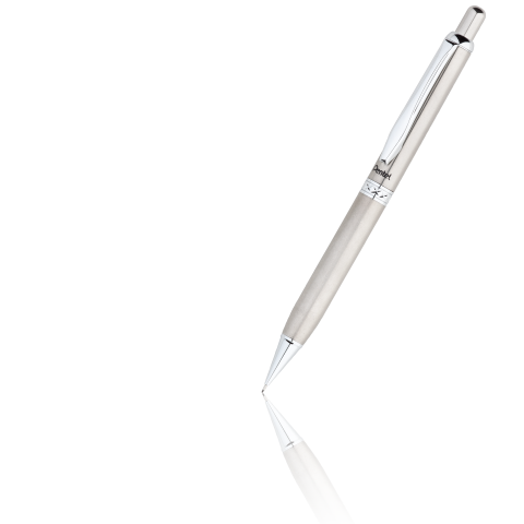 Libretto Mechanical Pencil - Silver Barrel