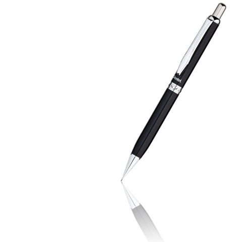Libretto Mechanical Pencil - Black Barrel