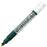 Wet Erase Chalk Marker, Chisel Tip, White, Each