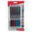 EnerGel RTX LIquid Gel Pens - Assorted 6 Pack