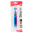 Sharp Mechanical Pencil (0.5mm) Metallic Barrels, Assorted Barrel Colors (MC/MV), 2-Pk