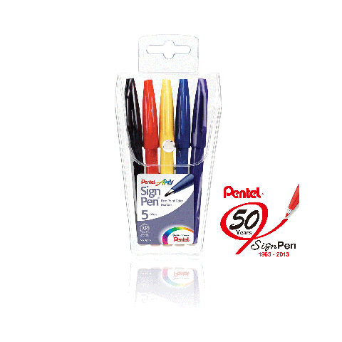 Sign Pen®, 5 Pack