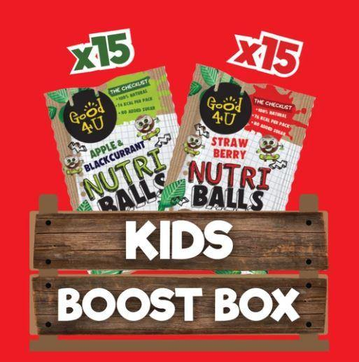 Kids Boost Box - Good4U Online