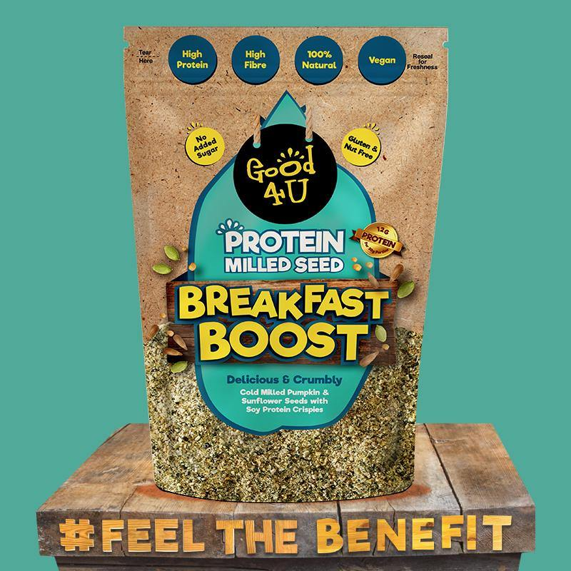 Protein Breakfast Boost 1 x 300g - Good4U Online