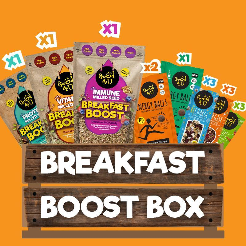 Breakfast Boost Box