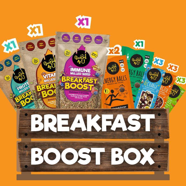 Breakfast Boost Box - Good4U Online