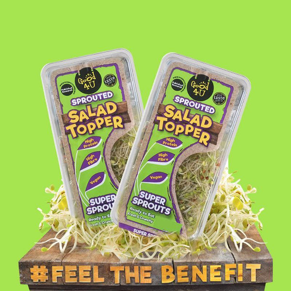 Super Sprouts Salad Topper