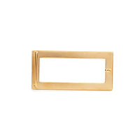"'The Vanderbilt Buckle' Belt Kit Buckle 32mm (1 1/4"") Detachable Belt Buckle"