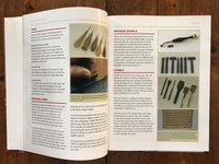 Leatherwork School Book Spread Awls Pricking Irons