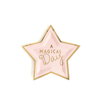 Magical Star Plates