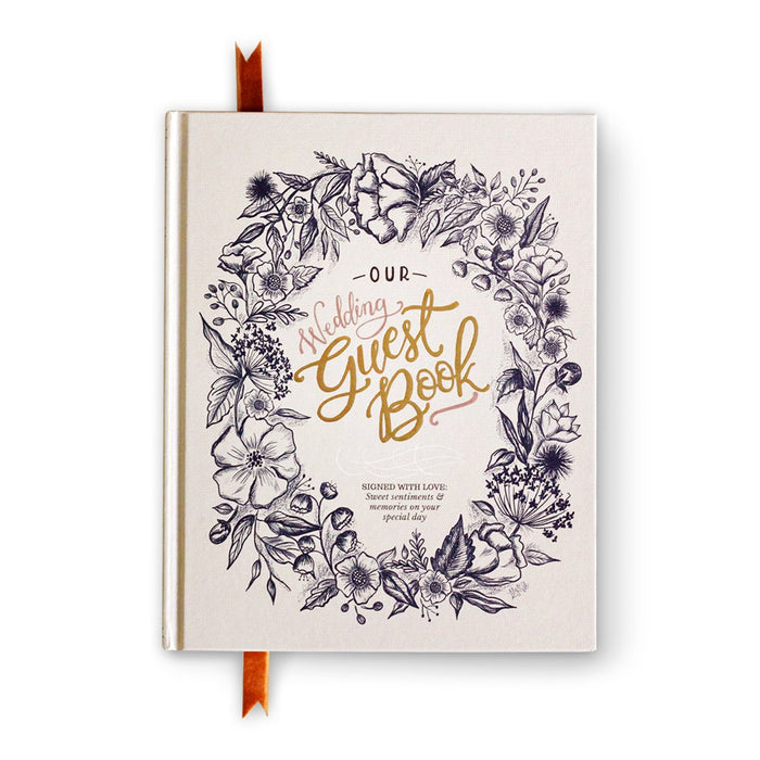 "The ""Interactive"" Wedding Guestbook"