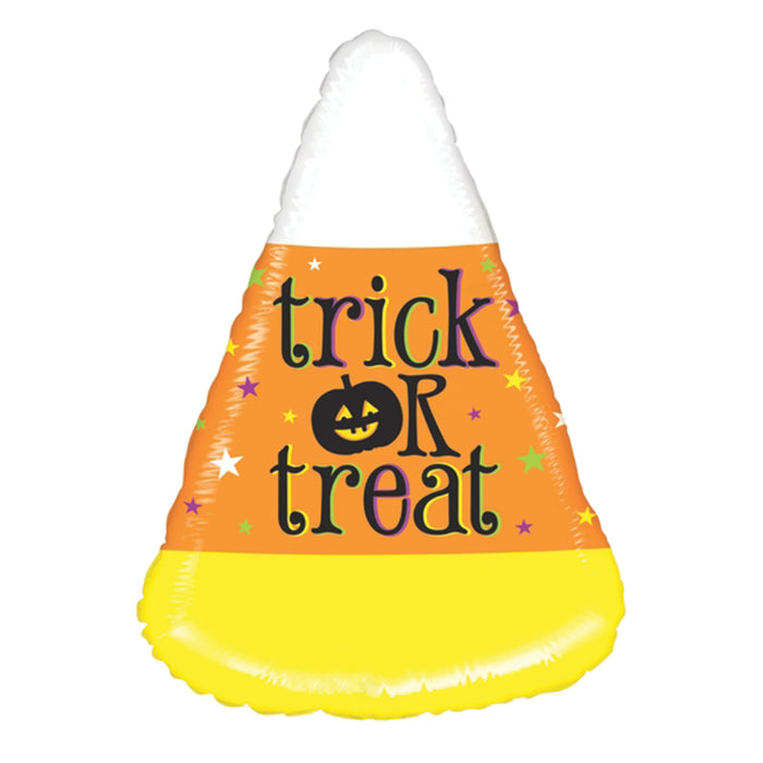Trick or Treat Candy Corn Balloon