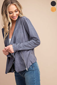 Whitney Jacket in Grey
