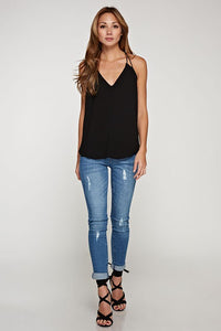 Stella Tank in Black
