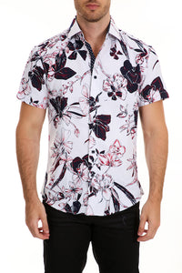 Bahama Breeze Short Sleeve