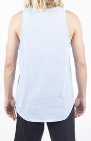 Surf Tank in Mineral Blue