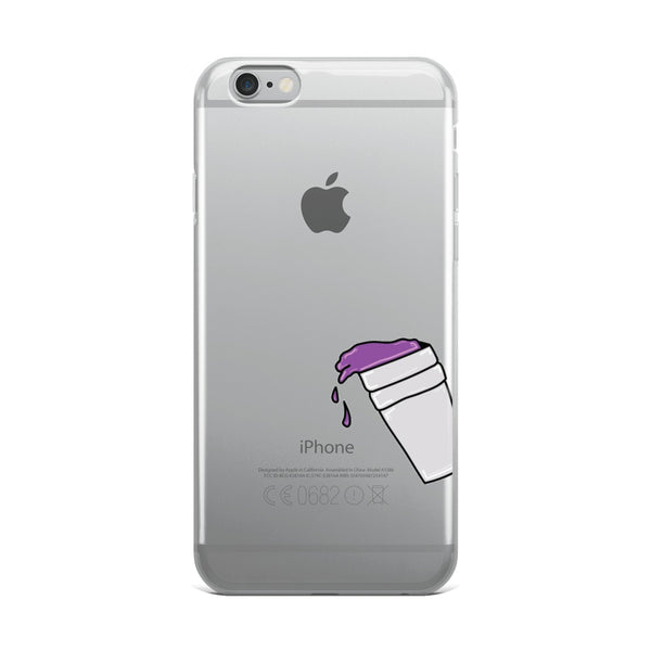 "Clout Customs ""Double-Cup"" iPhone Case"