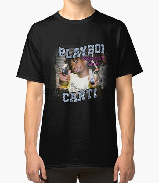"Playboi Carti ""Pole"" Tee"