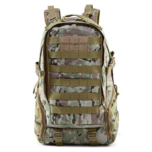 Tactical Military Backpack Camouflage Outdoor (Cp Camo) - Piketo