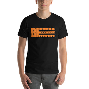 Be Unique Yourself Persistent Casual Street Style Tee Short-Sleeve Unisex T-Shirt - Piketo