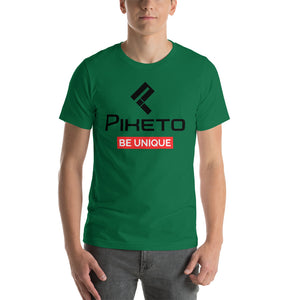 Piketo Be Unique Tee Short-Sleeve Unisex T-Shirt