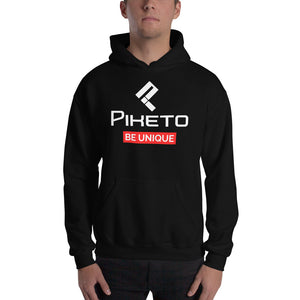 Piketo Be Unique Unisex Hoodie - Piketo