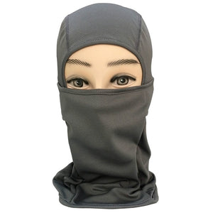 Headwear Outdoor Hood Cap Quick Dry Headgear Camouflage Face Mask