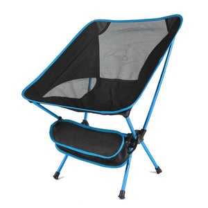 Travel Ultralight Folding Chair Superhard High Load Outdoor Chair Portable