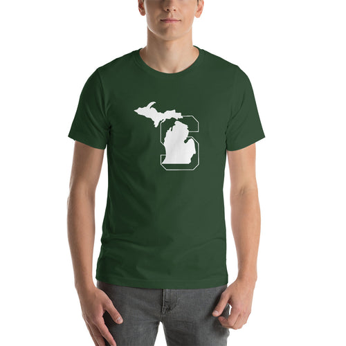GO GREEN UP Short Sleeve Tee