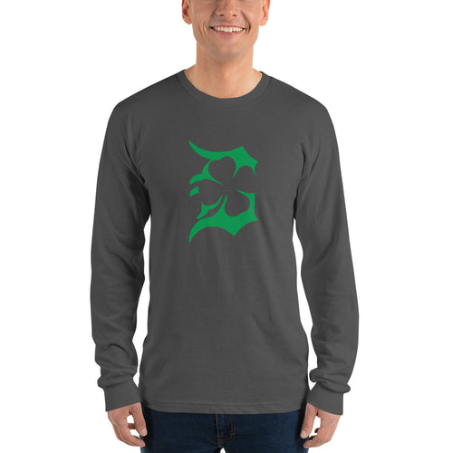 D'Shamrock Long sleeve t-shirt